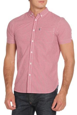 Рубашка LE SHARK. Цвет: rio red