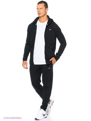 Спортивный костюм M NSW MODERN TRK SUIT FT Nike. Цвет: черный, белый