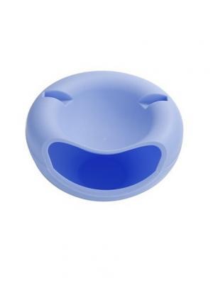 Чашка для семечек NLO Unigood. Цвет: голубой