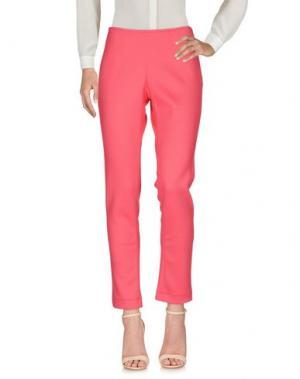 Повседневные брюки SEVERI DARLING. Цвет: светло-фиолетовый