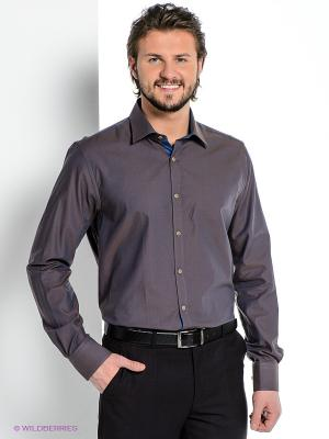 Рубашка MONDIGO. Цвет: фиолетовый