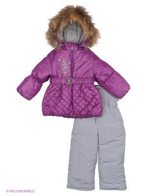 Комплект одежды M-Bimbo. Цвет: сиреневый