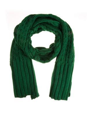 Шарф Vita pelle. Цвет: зеленый