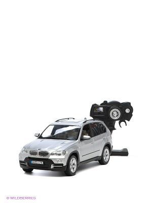 Машина BMW X5 RASTAR. Цвет: серебристый