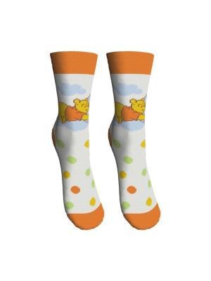 Носки 2 пары Master Socks. Цвет: белый
