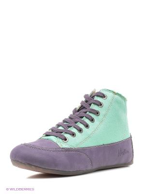 Кеды Nexpero. Цвет: серо-зеленый, светло-голубой, серый