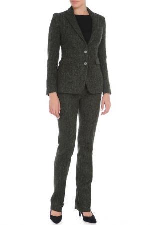 Костюм: брюки, пиджак Costume National. Цвет: 600 зеленый