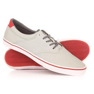Кеды кроссовки низкие  Filter Mns Light Grey Gravis. Цвет: серый