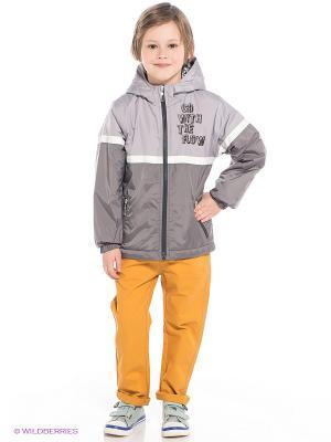 Куртка Wojcik. Цвет: серый