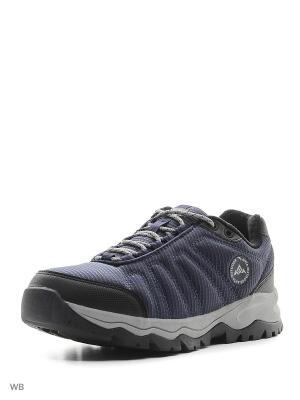 Ботинки ANTA. Цвет: темно-синий