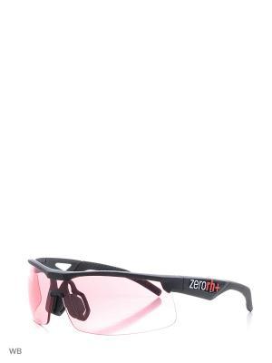 Солнцезащитные очки RH 729 03 Zerorh. Цвет: черный