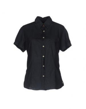 Pубашка MURPHY & NYE. Цвет: темно-синий