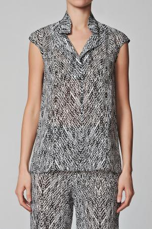 Блузка V156200S-1261C99 VASSA&Co