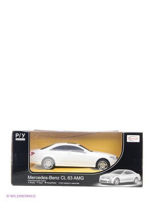 Машина Mercedes cl63 amg RASTAR. Цвет: белый