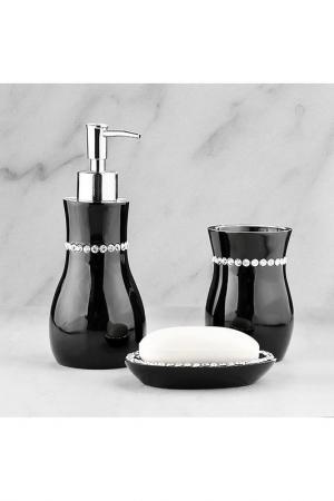 Набор для ванной Sofi De Marko. Цвет: черный