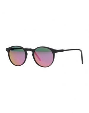 Солнечные очки KYME. Цвет: стальной серый
