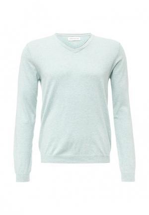 Пуловер Harris Wilson. Цвет: мятный