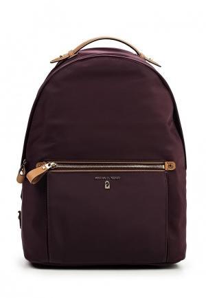 Рюкзак Michael Kors. Цвет: фиолетовый