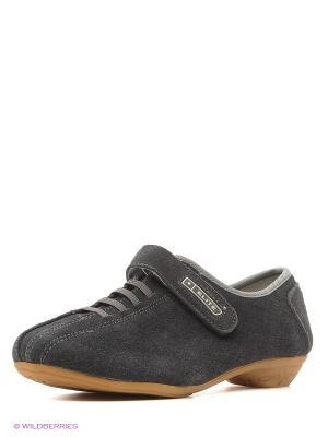 Ботинки ELITE. Цвет: серый