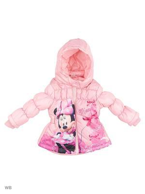 Куртка Sun City. Цвет: розовый