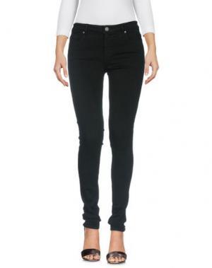 Джинсовые брюки BLACK ORCHID. Цвет: темно-зеленый
