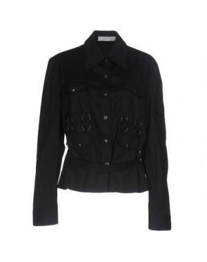 Куртка METRADAMO. Цвет: черный