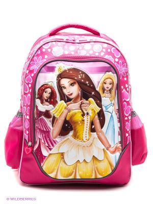 Рюкзак PRINCESS Centrum. Цвет: розовый