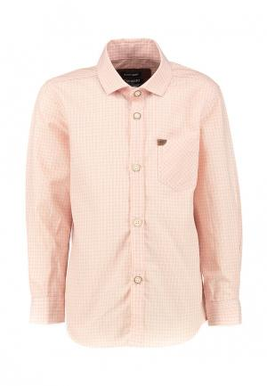 Рубашка LC Waikiki. Цвет: коралловый