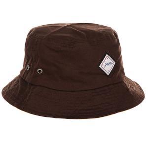 Панама  Just Z Brown Запорожец. Цвет: коричневый
