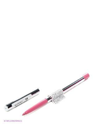 Устойчивый карандаш для губ Precision, тон 8 Bell. Цвет: розовый