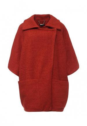 Пальто Alina Assi. Цвет: оранжевый