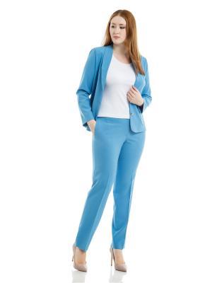 Жакет Барби xLady. Цвет: голубой