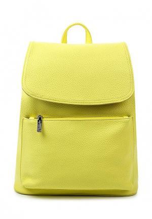 Рюкзак Velvet. Цвет: желтый