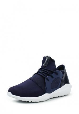 Кроссовки Ideal Shoes. Цвет: синий