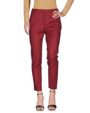 Повседневные брюки ARGONNE. Цвет: кирпично-красный