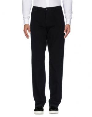 Повседневные брюки ARMATA DI MARE. Цвет: черный