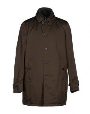 Куртка J.W. TABACCHI. Цвет: темно-коричневый
