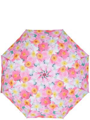 Зонт Labbra. Цвет: зеленый, горчичный, розовый