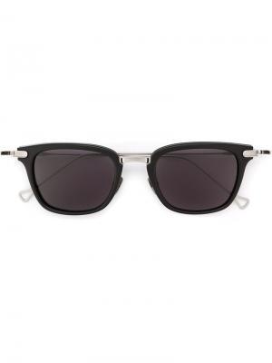 Солнцезащитные очки Stateside Dita Eyewear. Цвет: чёрный