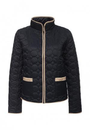 Куртка утепленная Sela. Цвет: синий