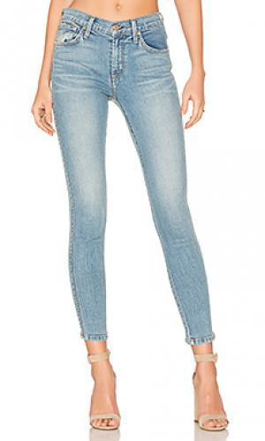 Укороченные джинсы twiggy James Jeans. Цвет: none