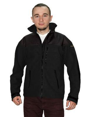 Куртка мембранная U-Soldier TACTICAL FROG. Цвет: черный