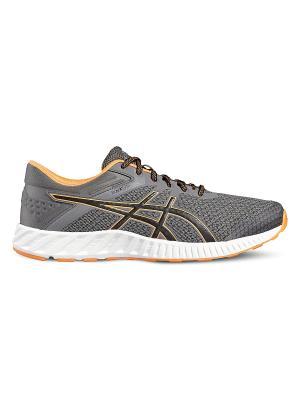 Спортивная обувь fuzeX Lyte 2 ASICS. Цвет: серый, оранжевый, черный
