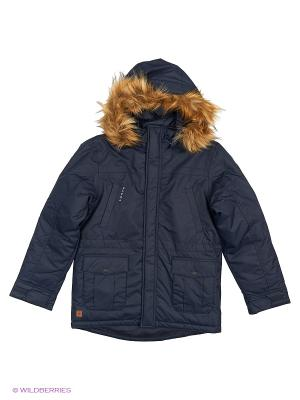 Куртка Luhta. Цвет: темно-синий