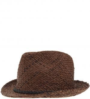 Шляпа ScotchSoda. Цвет: коричневый