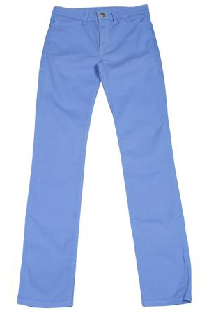 Брюки American Apparel. Цвет: голубой