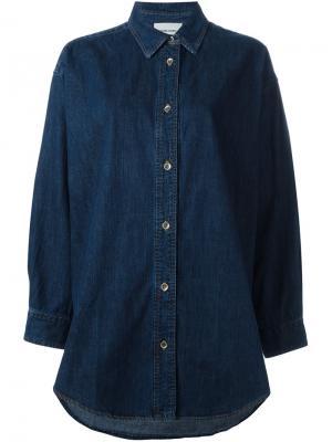 Джинсовая рубашка Ivins Rachel Comey. Цвет: синий