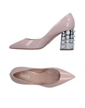 Туфли SEBASTIAN. Цвет: розовый