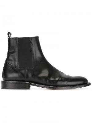 Ботинки Челси Ami Alexandre Mattiussi. Цвет: чёрный