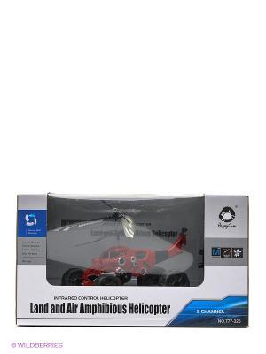 Вертолет-вездеход на инфракрасном управлении Tian Du. Цвет: красный